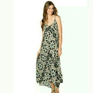 Wendy Bellissimo maternity maxi dress